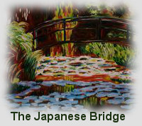 The Japanese Bridge for wealth and abundance