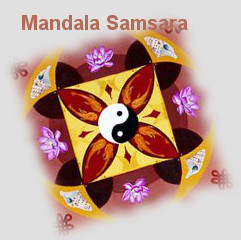 Mandala Samsara for intelligence, knowledge and spirituality